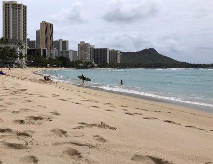 La llegada de visitantes a Hawai cayó un 98,9% en mayo