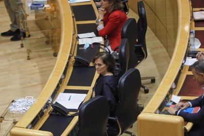 """Calvo no ve """"ningún propósito de enmienda"""" en el PP para buscar acuerdos"""