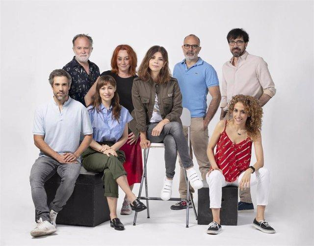 El nuevo proyecto de Maribel Verdú para televisión, 'Ana Tramel. El juego', comienza su rodaje