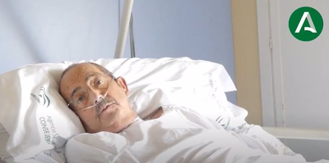 Testimonio de un paciente ingresado por COVID en el Costa del Sol