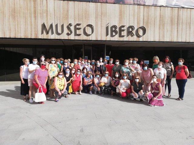 Visita al Museo Íbero.