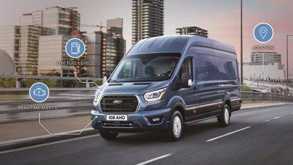 Ford ofrece el módem FordPass en sus vehículos comerciales