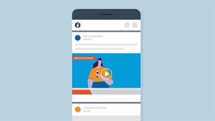 Facebook priorizará en el 'feed' las noticias originales y con autoría transparente