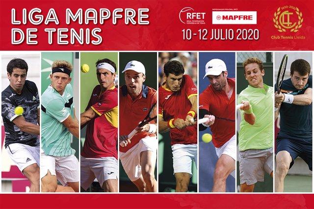 Tenis.- Bautista y Carreño, líderes de equipo en el estreno en Lleida de la Liga