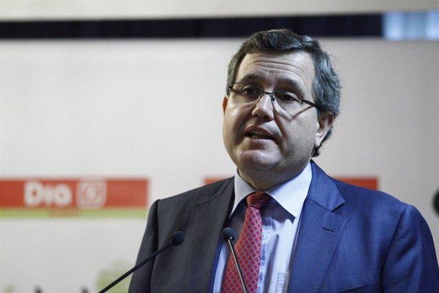 El consejero delegado de Dia, Ricardo Currás