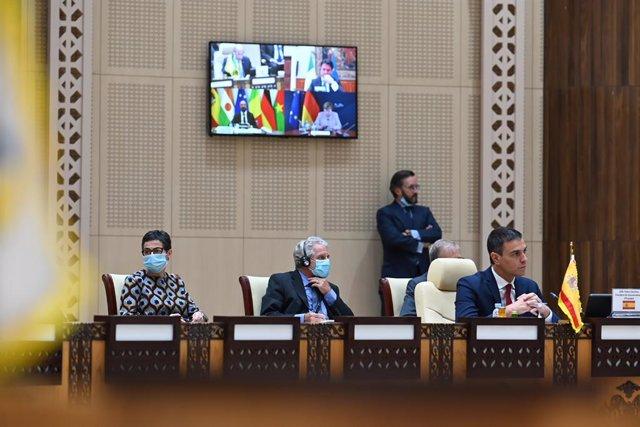 Sahel.- Sánchez redoblará esfuerzos por la estabilidad del Sahel, incluyendo más