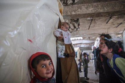 Los donantes comprometen 6.900 millones de euros para ayudar a Siria y la región