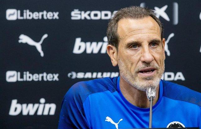 """Fútbol.- Voro: """"Cojo al Valencia como un acto de responsabilidad"""""""
