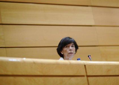 """Celaá defiende sus sucesivas propuestas para el próximo curso: """"Ninguna contradictoria, todas matizadas"""""""