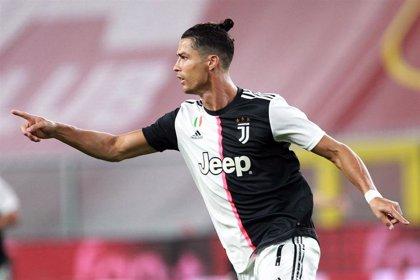 Dybala y Cristiano allanan el título para la Juventus