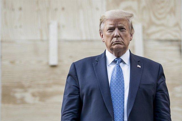 """Coronavirus.-Trump afirma que """"se enfada más y más"""" con China por el """"tremendo d"""