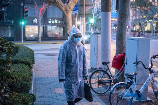 Coronavirus.- Pekín registra su cifra más baja de contagiados desde el inicio de