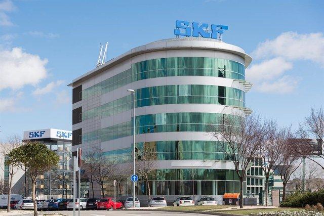 COMUNICADO: SKF creará un centro de servicios financieros europeo en Madrid. Ini