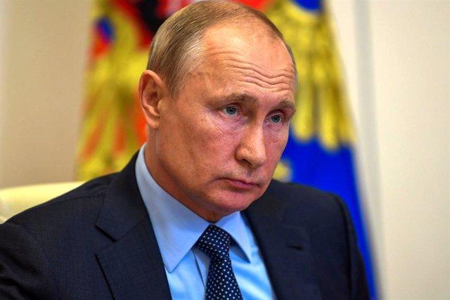 El president de Rússia, Vladímir Putin