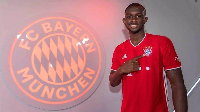 Fútbol.- El Bayern ficha al prometedor defensa Tanguy Kouassi procedente del PSG