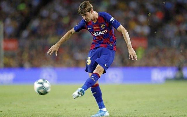 Fútbol.- Miranda regresa al Barça tras anular el segundo año de cesión en el Sch