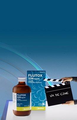 COMUNICADO: Flutox lanza su nueva web con todo tipo de información sobre la tos