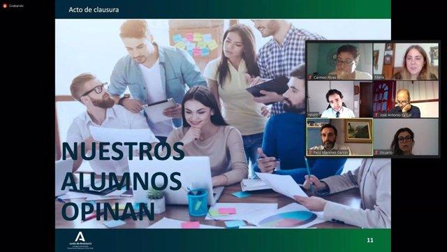 Jaén.- Economía.- Jóvenes universitarios de la provincia se especializan en tecn