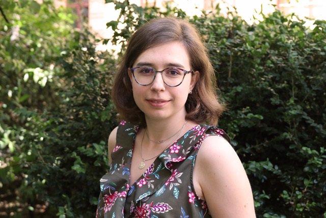 La matemática María Ángeles García Ferrero, Premio José Luis Rubio de Francia 2019 que concede la Real Sociedad Matemática Española (RSME)