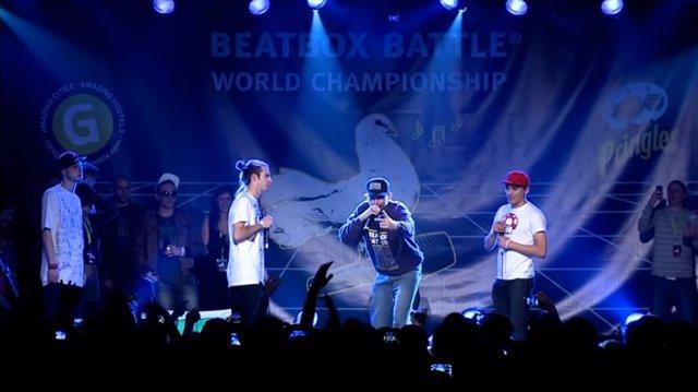 Campeonato de beatbox