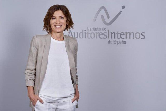 Sonsoles Rubio, presidenta del Instituo de Auditores Internos de España