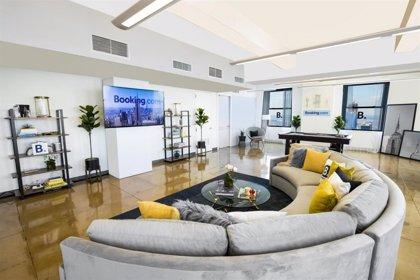 Booking.com lanza un incentivo para que los clientes reserven denuevo estancias nacionales