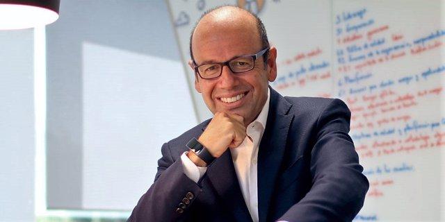 El presidente de la Cámara de Comercio Británica en España, Luis Pardo.