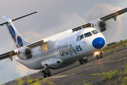La aerolínea low cost Canaryfly reanuda sus operaciones con 20 vuelos diarios y 50.000 plazas mensuales