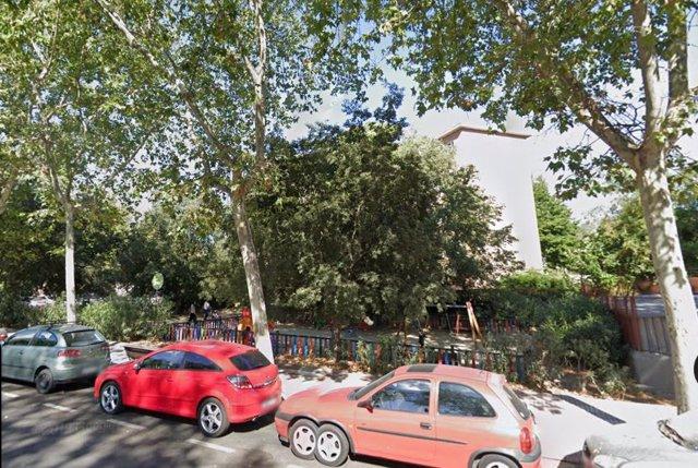 Detenido un hombre por intentar violar a una mujer en un parque infantil de San