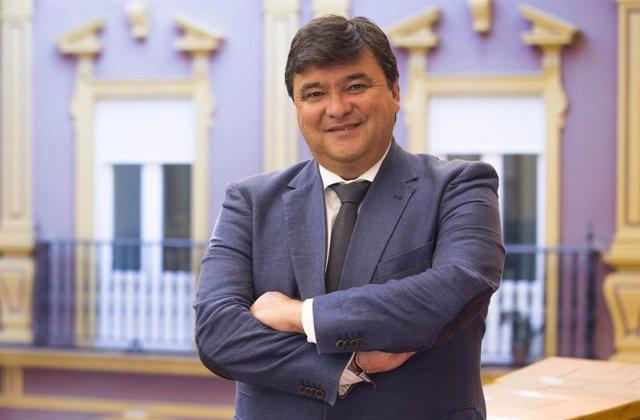 El alcalde de Huelva, Gabriel Cruz.