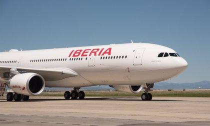 Grupo Iberia pedirá una declaración de salud para que los pasajeros confirmen que no tienen coronavirus