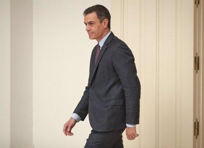 """Sánchez asegura que el Gobierno trabaja """"ya"""" para sostener el empleo de Airbus en España"""