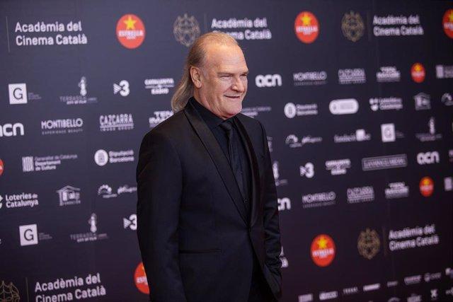 El actor Lluís Homar