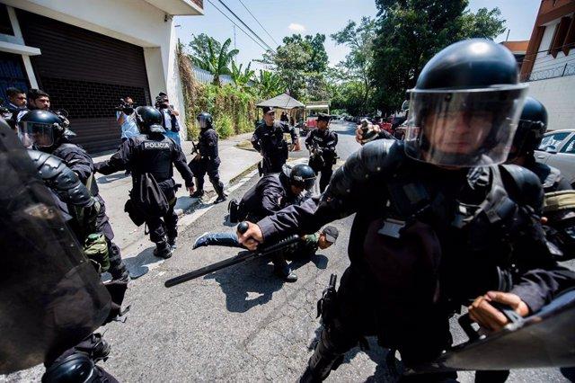 El Salvador.- Cerca de 200 personas murieron en El Salvador en 2019 por enfrenta