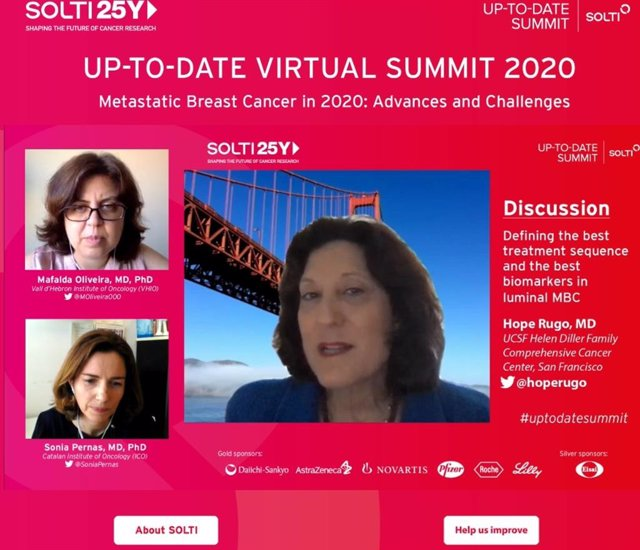 'Up To Date Summit 2020', Organizado Por El Grupo SOLTI