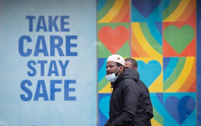 Coronavirus.- Reino Unido confirma 829 casos y 176 muertes más por la pandemia d