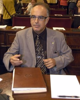 Carles Manera en una imagen de archivo.
