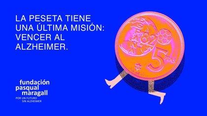 COMUNICADO: La Fundación Pasqual Maragall lanza una campaña para recaudar pesetas para la lucha contra el Alzheimer