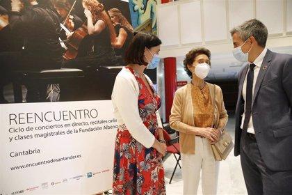 La Fundación Albéniz celebra un 'Reencuentro' en Cantabria con la música clásica