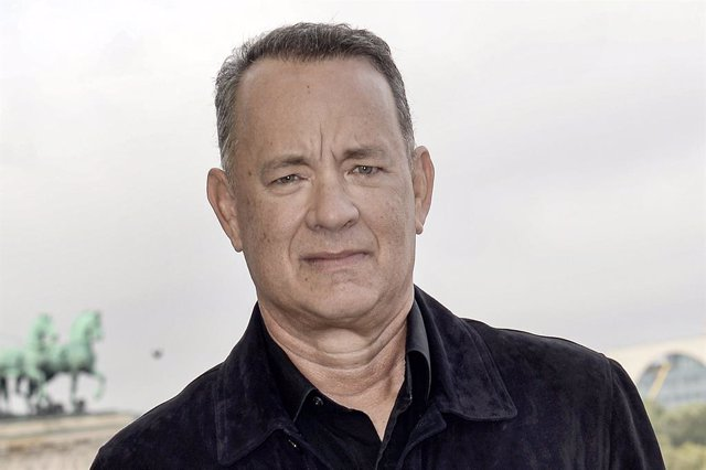 Tom Hanks presenta  'Inferno' en Berlín