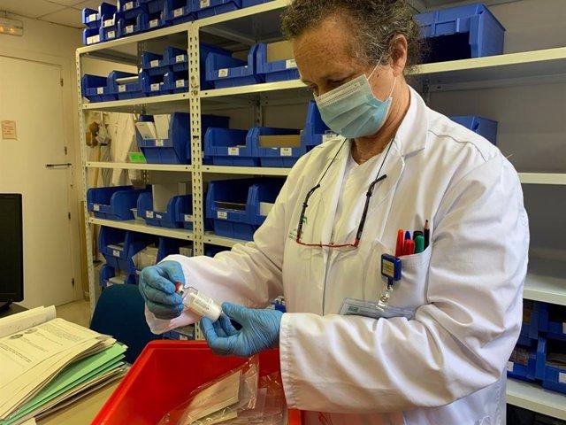 El Hospital Regional de Málaga participa en un ensayo internacional con remdesivir contra el COVID-19 con 12 pacientes en un