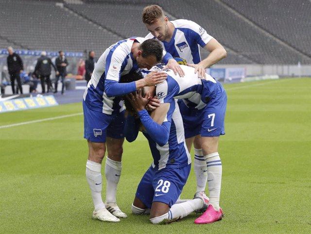 Fútbol.- El Hertha Berlín recibe una inversión de 150 millones de euros
