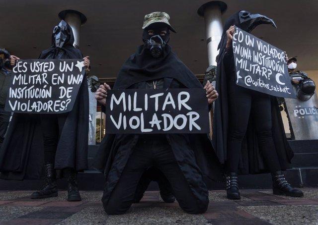 AMP.- Colombia.- El Ejército identifica a al menos 118 militares implicados en c