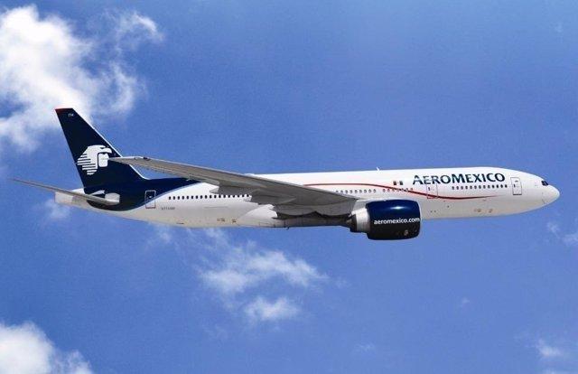Las acciones de Aeroméxico se desploman un 35% tras el anuncio de bancarrota