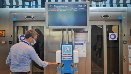 El aeropuerto de Castellón reanuda los vuelos regulares con un avión desde Budapest