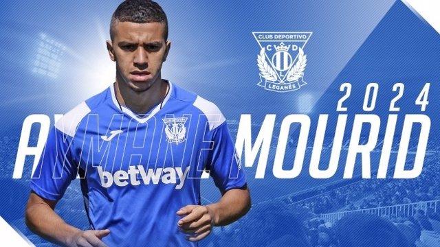 Fútbol.- El Leganés ejecuta la opción de compra por el marroquí Aymane