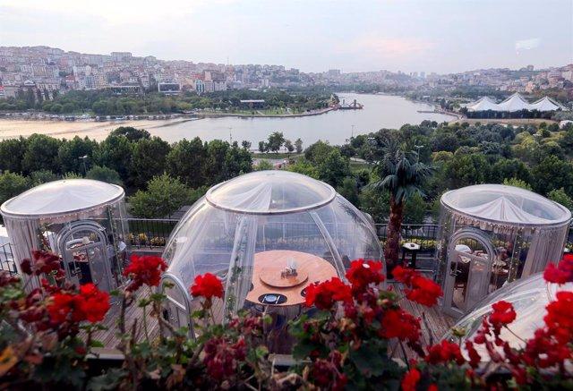 Coronavirus.- Turquía sobrepasa los 200.000 casos de coronavirus con más de 5.10