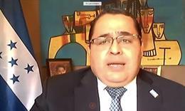 El representante permanente de Honduras ante la OEA, Luis Cordero, asume la presidencia del Consejo Permanente del organismo.