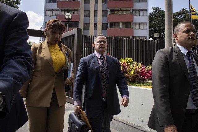 """Venezuela.- Saab tilda de """"grotescas"""" las sanciones de la UE impuestas a miembro"""