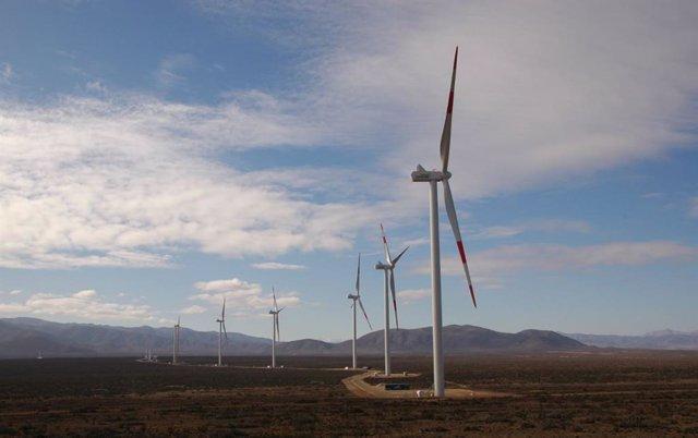 Parque eólico de Elecnor